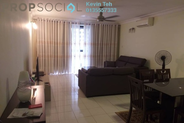 Condominium For Rent in Mont Kiara Palma, Mont Kiara Freehold Fully Furnished 3R/2B 3.5k