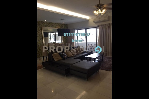 For Rent Condominium at Jamnah View, Damansara Heights Freehold Fully Furnished 2R/2B 3.2k