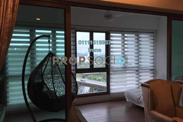 For Sale Condominium at Seni, Mont Kiara Freehold Semi Furnished 4R/4B 2.2m