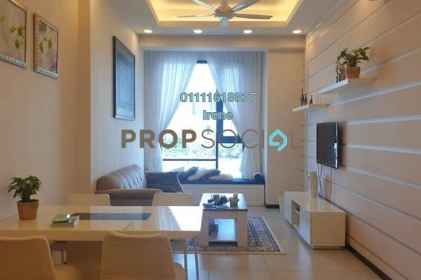 For Rent Condominium at OPUS @ KL, Kuala Lumpur Freehold Semi Furnished 1R/1B 3.2k