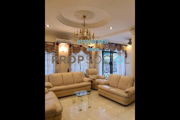For Sale Semi-Detached at Tiara Kemensah, Kemensah Freehold Fully Furnished 5R/3B 1.5m