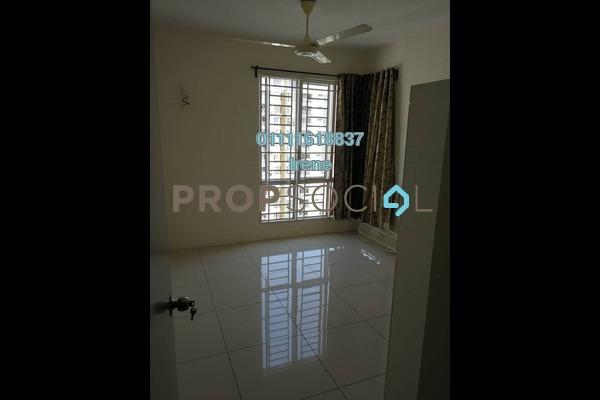 For Rent Condominium at Platinum Lake PV20, Setapak Freehold Semi Furnished 4R/2B 1.5k