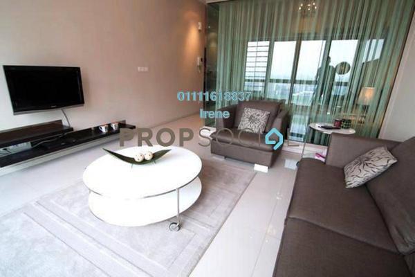 For Rent Condominium at myHabitat, KLCC Freehold Fully Furnished 1R/1B 2.5k