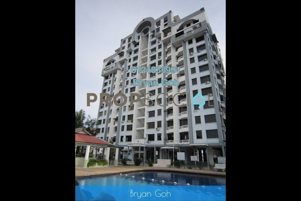 Apartment For Rent in Desa Permai Indah, Sungai Dua Freehold Unfurnished 3R/2B 950translationmissing:en.pricing.unit