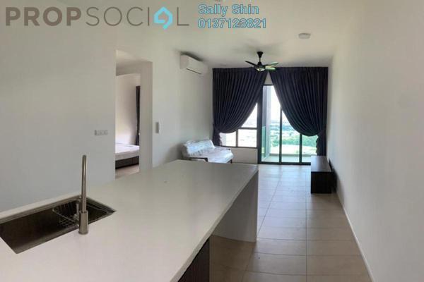 For Rent Condominium at O'Hako, Bandar Puchong Jaya Freehold Semi Furnished 3R/2B 1.7k