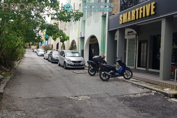 Shop For Sale in Taman Bukit Indah, Old Klang Road Freehold Unfurnished 0R/2B 1.8m