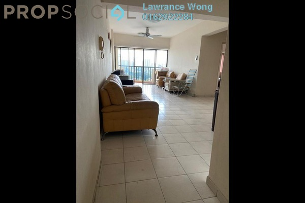 For Rent Apartment at Anjung Hijau, Bukit Jalil Freehold Fully Furnished 3R/2B 1.7k