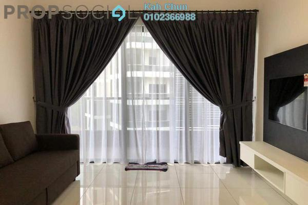 For Rent Condominium at The Veo, Melawati Freehold Fully Furnished 1R/1B 1.8k