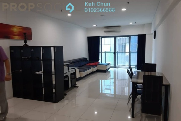 For Rent Condominium at Summer Suites, KLCC Freehold Fully Furnished 2R/2B 2.7k