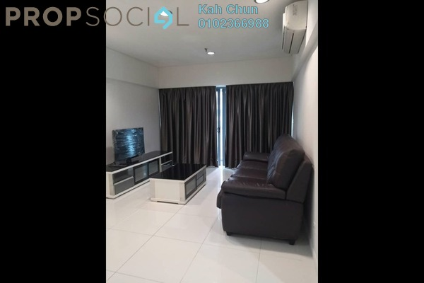 For Rent Condominium at Summer Suites, KLCC Freehold Fully Furnished 1R/1B 1.8k