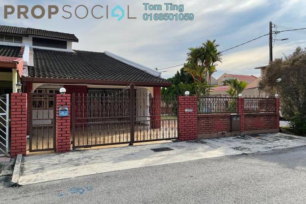 For Rent Terrace at TTDI Hills, TTDI Freehold Semi Furnished 5R/2B 3.5k