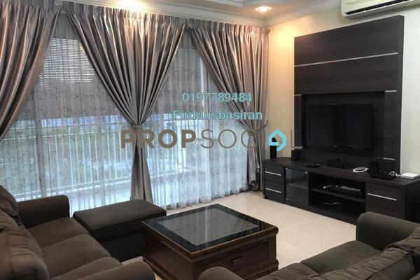Condominium For Rent in Riana Green East, Wangsa Maju Freehold Semi Furnished 4R/3B 3.4k