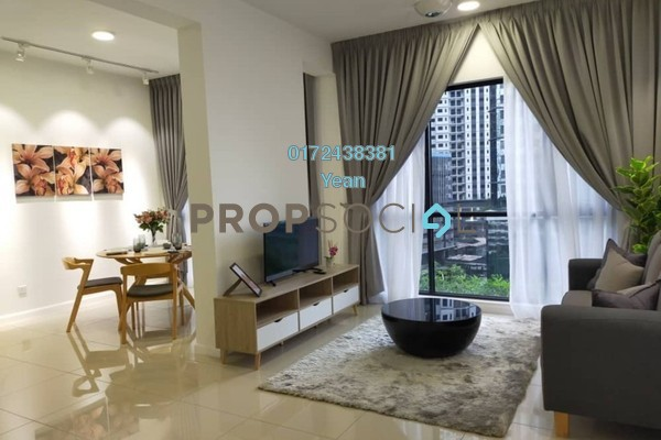For Rent Serviced Residence at Novum, Bangsar South Freehold Fully Furnished 1R/1B 2.5k