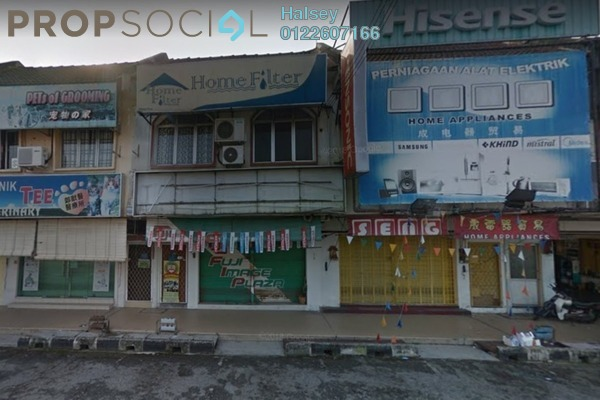 For Rent Shop at Station 18, Ipoh Freehold Unfurnished 0R/2B 1.8k
