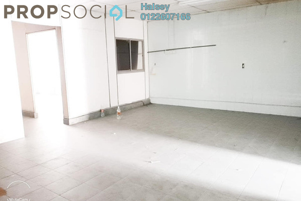 For Rent Shop at Station 18, Ipoh Freehold Semi Furnished 0R/0B 1.6k