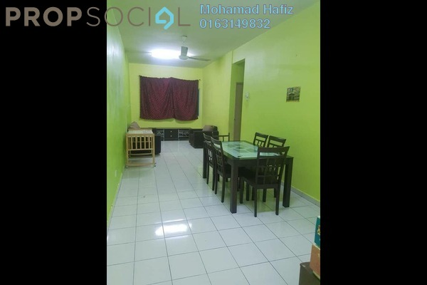 Apartment For Sale in Apartment Seri Mengkuang, Gelang Patah Freehold Fully Furnished 3R/2B 150k