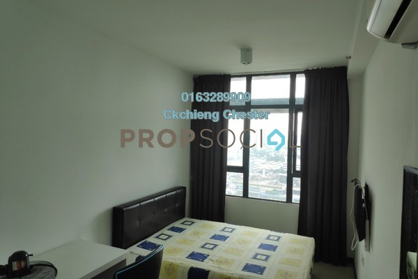 For Rent Serviced Residence at Centrestage, Petaling Jaya Freehold Fully Furnished 1R/1B 1.1k