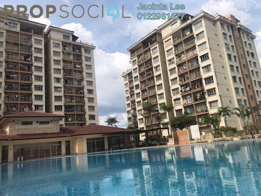 Duplex For Sale in Ampang Prima, Ampang Leasehold Semi Furnished 4R/3B 446k