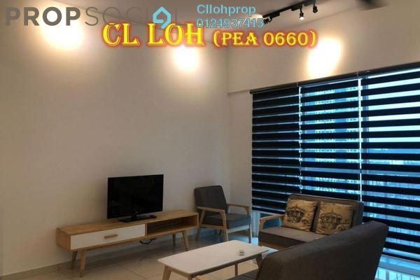 For Rent Condominium at One Imperial, Sungai Ara Freehold Fully Furnished 3R/2B 1.8k