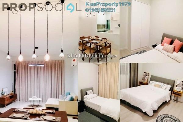 For Rent Condominium at SkyVilla Condominium, Kuching Freehold Fully Furnished 3R/2B 1.6k