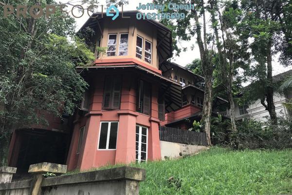 For Sale Bungalow at Bukit Bangsar, Bangsar Freehold Semi Furnished 5R/5B 15m