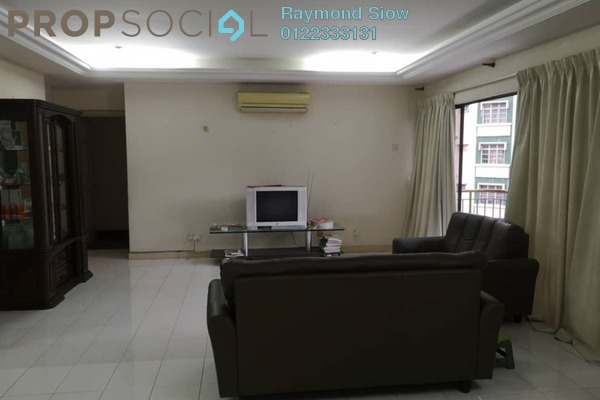 Apartment For Sale in Catalina Villa, Ampang Hilir Freehold Semi Furnished 3R/2B 450k