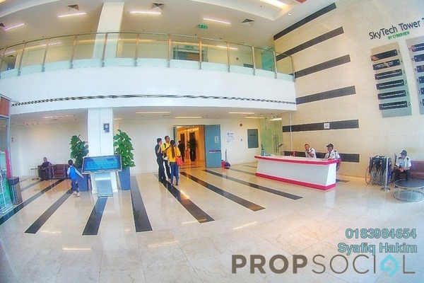 For Sale Office at MKN Embassy TechZone, Cyberjaya Freehold Unfurnished 0R/0B 130m
