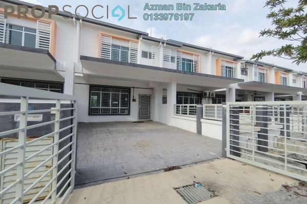 Terrace For Sale in Pines, Hillpark Leasehold Unfurnished 4R/3B 425k