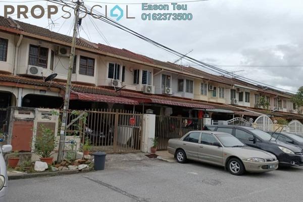 For Sale Terrace at Taman Sri Sinar, Segambut Freehold Semi Furnished 3R/3B 638k