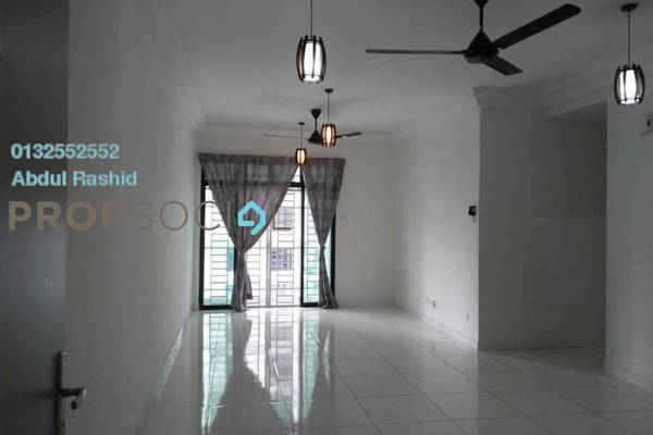 Apartment For Sale in The Platino, Skudai Freehold Semi Furnished 3R/2B 660k