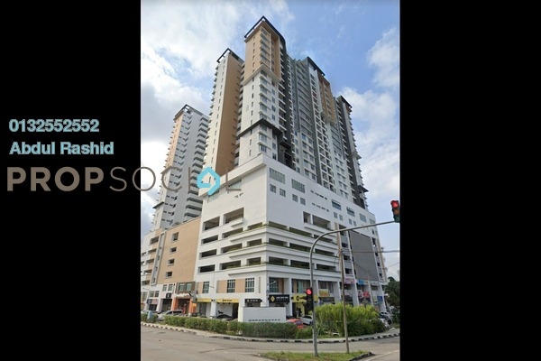 For Sale Apartment at Larkin Heights, Johor Bahru Freehold Fully Furnished 3R/2B 500k