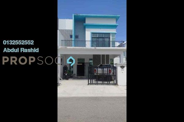For Sale Bungalow at Taman Pulai Hijauan, Skudai Freehold Unfurnished 5R/3B 680k