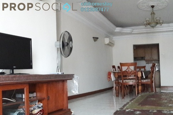 Condominium For Rent in Bistari, Putra Freehold Fully Furnished 4R/3B 2k