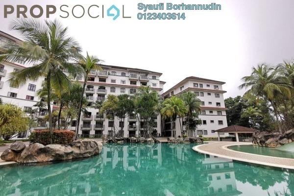 For Sale Condominium at Sri Alam, Shah Alam Leasehold Unfurnished 2R/2B 400k