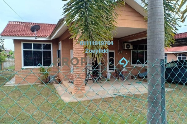 Bungalow For Sale in Bandar Darulaman, Jitra Freehold Semi Furnished 4R/2B 450k