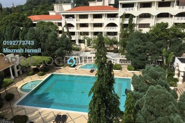 Condominium For Sale in Tivoli Villas, Bangsar Freehold Semi Furnished 2R/1B 690k