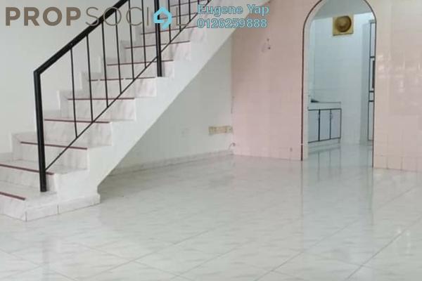 For Rent Terrace at Taman Sri Sinar, Segambut Freehold Semi Furnished 3R/2B 1.2k