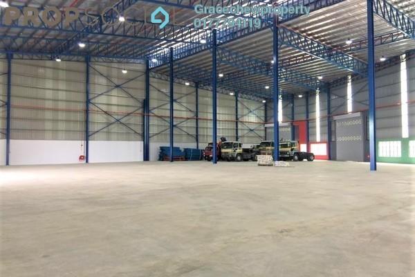 For Rent Factory at Kawasan Perindustrian Pasir Gudang, Pasir Gudang Freehold Unfurnished 0R/0B 35k