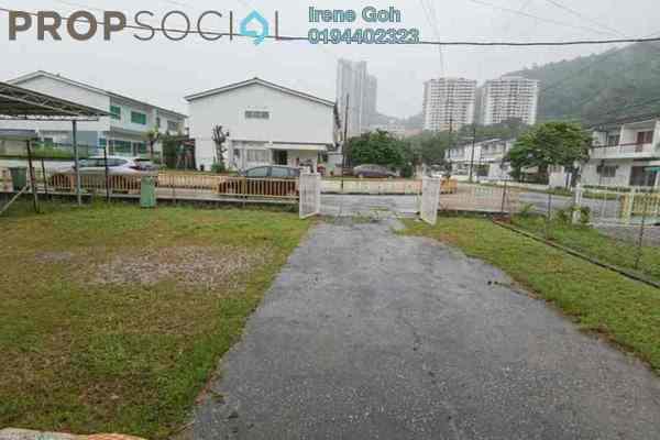 For Rent Semi-Detached at Lorong Lembah Permai, Tanjung Bungah Freehold Unfurnished 4R/3B 1.4k