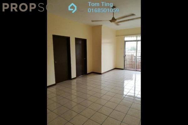 For Rent Condominium at Pangsapuri Jati 2, Subang Jaya Freehold Unfurnished 3R/2B 1k