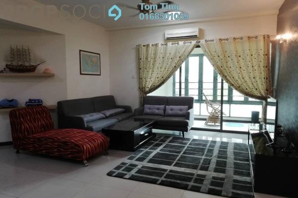 For Rent Condominium at Saujana Residency, Subang Jaya Freehold Fully Furnished 4R/3B 4.5k