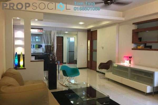 For Rent Terrace at PJS 10, Bandar Sunway Freehold Fully Furnished 3R/2B 2.8k