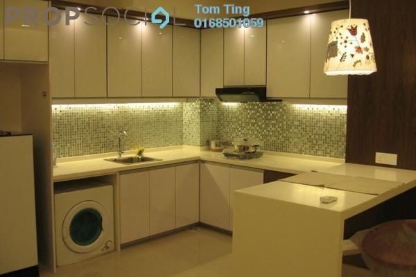 For Rent Condominium at Saujana Residency, Subang Jaya Freehold Fully Furnished 1R/1B 2.3k