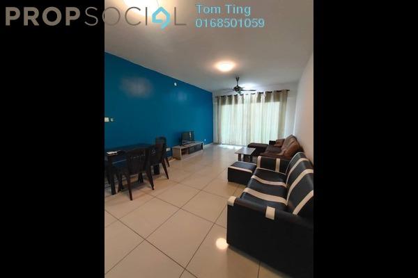 For Rent Condominium at Gardenz @ One South, Seri Kembangan Freehold Fully Furnished 3R/2B 1.75k