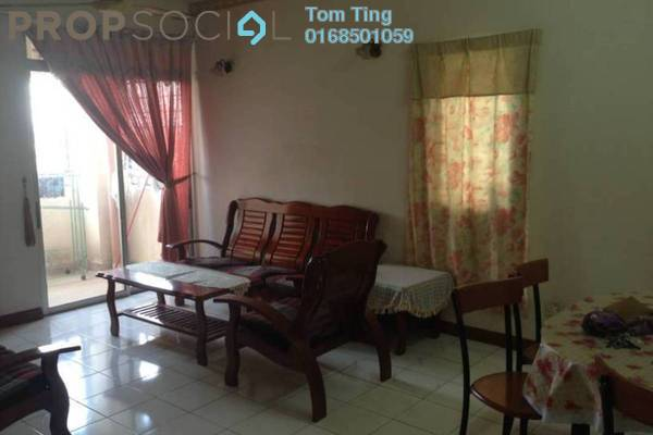 Condominium For Sale in D'Aman Crimson, Ara Damansara Freehold Semi Furnished 3R/2B 380k