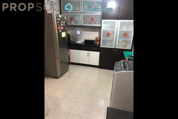 Condominium For Sale in D'Aman Ria, Ara Damansara Freehold Semi Furnished 3R/2B 538k