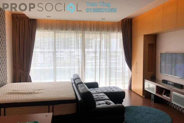 Condominium For Sale in Oasis Ara Damansara, Ara Damansara Freehold Fully Furnished 1R/1B 490k