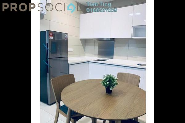 For Rent Condominium at PJ Midtown, Petaling Jaya Freehold Fully Furnished 1R/1B 2k