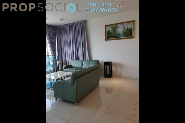 For Rent Condominium at Uptown Residences, Damansara Utama Freehold Fully Furnished 4R/3B 6k