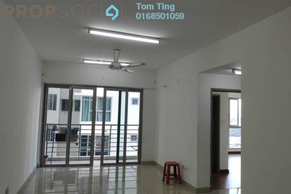 For Rent Condominium at Parc @ One South, Seri Kembangan Freehold Unfurnished 3R/2B 1.2k